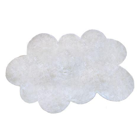 Tapis Blanc Poil by Tapis Nuage Poils Courts Blanc Pilepoil Pour Chambre
