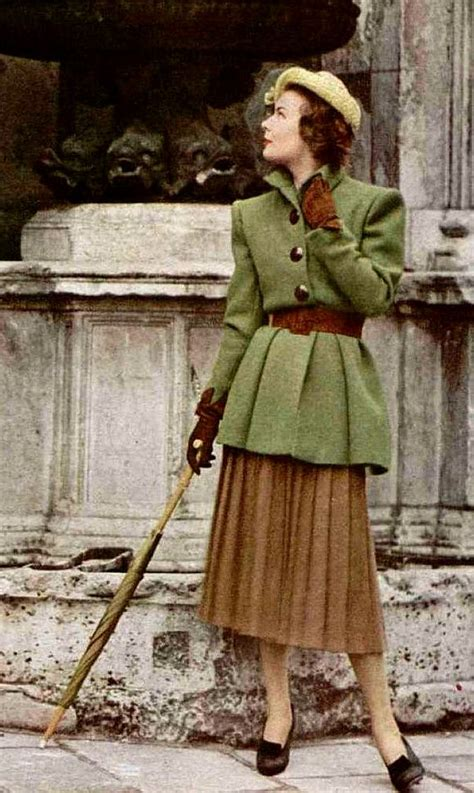 latest fashiont trand for ladies late 40 828 best vintage fashion 1940s images on pinterest