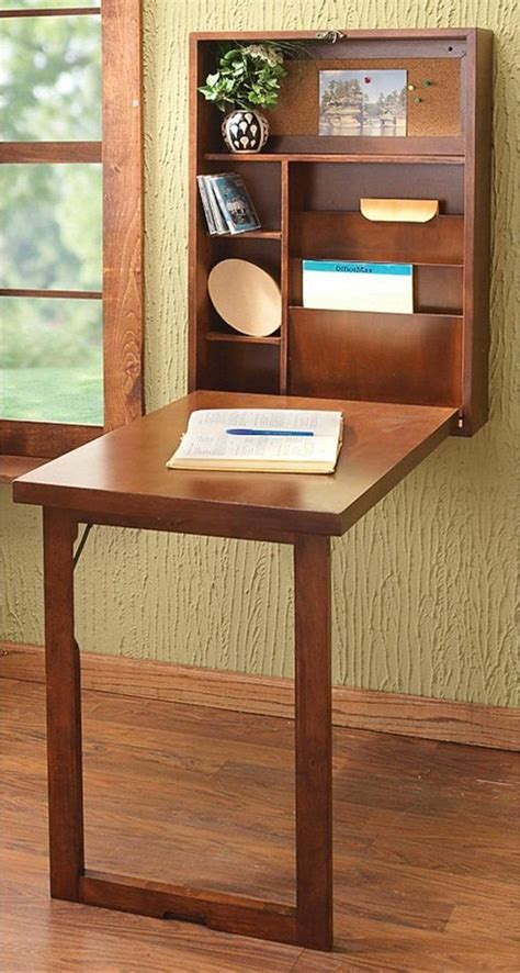 Wall Mounted Folding Desk by 25 Best Ideas About Folding Desk On Space