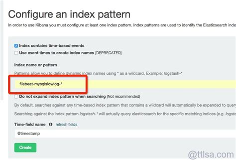 Elasticsearch Index Template Elk Logstash 处理mysql慢查询日志 26th 运维生存时间