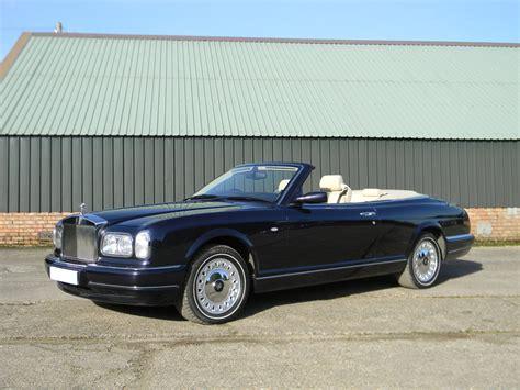 rolls royce corniche 2000 photo rolls royce corniche v cabriolet 2000 m 233 diatheque