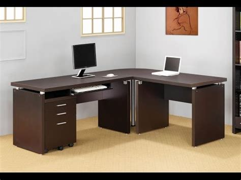 Computer Desk 2014 Office L Shaped Desk With 2 Shelves Compact L Shaped Desk