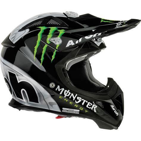 monster motocross helmets airoh aviator monster energy motocross helmet airoh