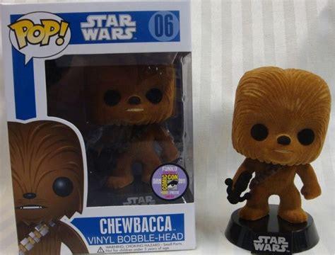 Pop Lanyard Wars Chewbacca chewbacca flocked pop vinyl pop wars pop price guide