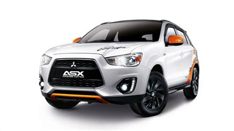 mitsubishi asx 2012 price mmm introduces mitsubishi asx orange edition priced at