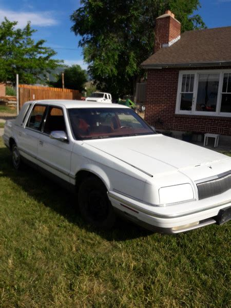 1993 chrysler for sale used cars on buysellsearch chrysler new yorker sedan for sale used cars on buysellsearch
