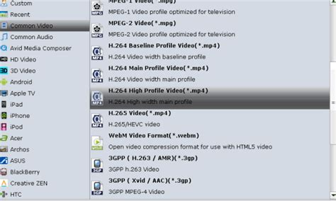 format video mpg how to convert xavc s to mp4 mov mpg avi mkv