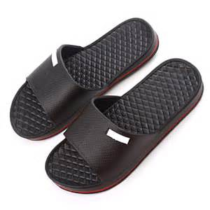 mens slip on sport slide sandals flip flop shower shoes