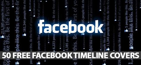 free facebook timeline covers 50 free facebook timeline covers freebies graphic