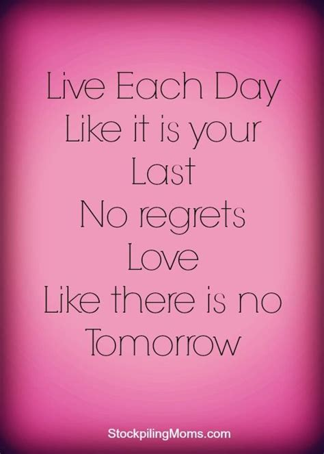 live your with no regrets books live with no regrets diy crafts inspirations