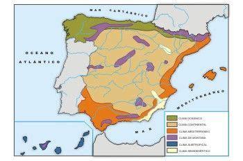 zonas climaticas de espana las quot zonas clim 225 ticas de espa 241 a quot ciencias