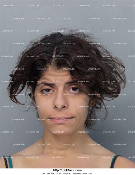 Miami Dade County Arrest Warrant Search Nicolle Alexandra Gonzalez Arrest History