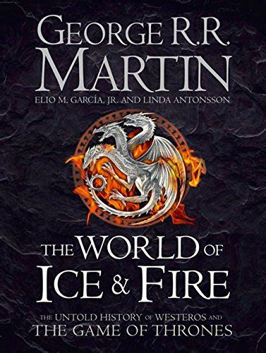 0007580916 the world of ice and a knight of the seven kingdoms song of ice fire prequel