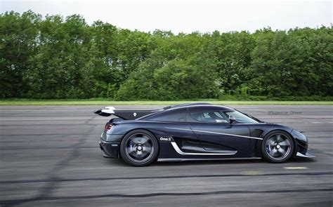 koenigsegg one 1 blue koenigsegg one 1 240mph on board new vmax 200 record