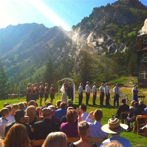 85 best Venues images on Pinterest   Mountain weddings