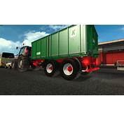 TRACTOR AND TRAILERS IN TRAFFIC Mod  Euro Truck Simulator