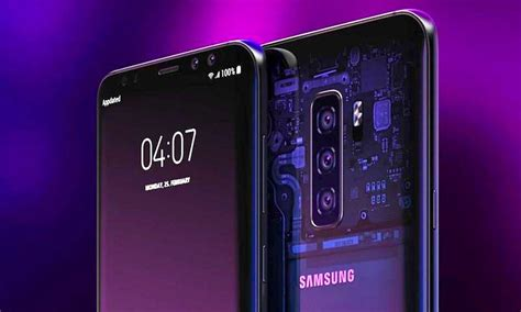 samsung galaxy   rumored  feature  cameras