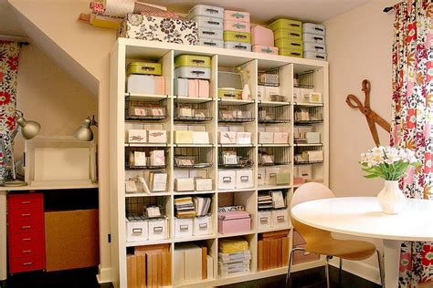 craft room shelving the world s catalog of ideas