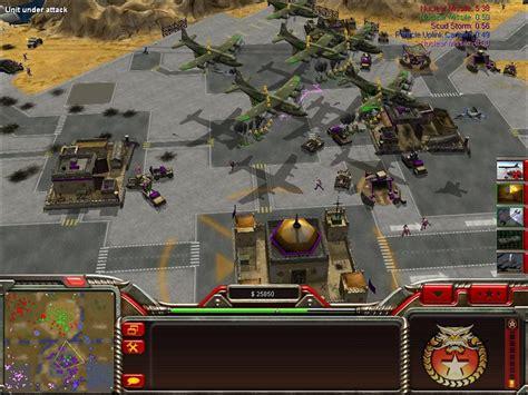 command conquer generals zero hour free version for pc