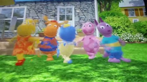 copy of copy of backyardigans end theme song