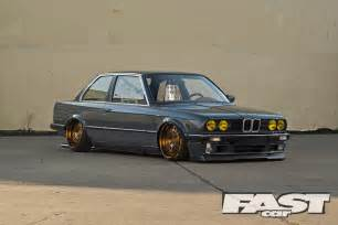 modified bmw e30 fast car