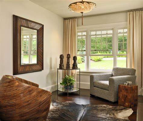 stunning rustic large framed mirror for living room