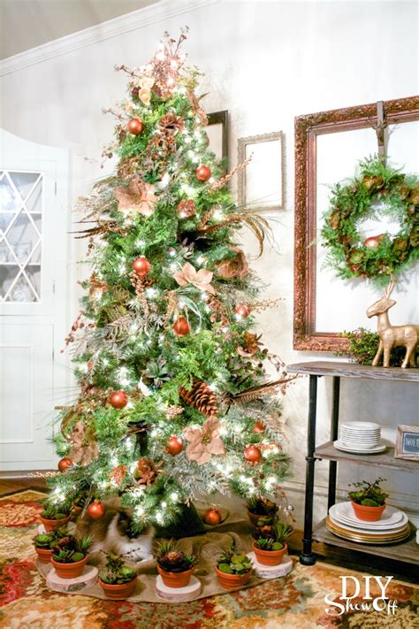 how to decorate the best tree succulents spruce tree tree challenge