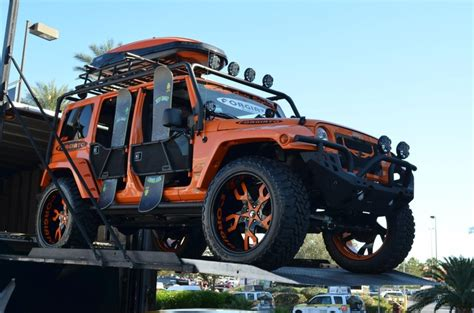 Snowboard Rack For Jeep Wrangler Jeep Wrangler Unlimited With Mods Like A Questionably