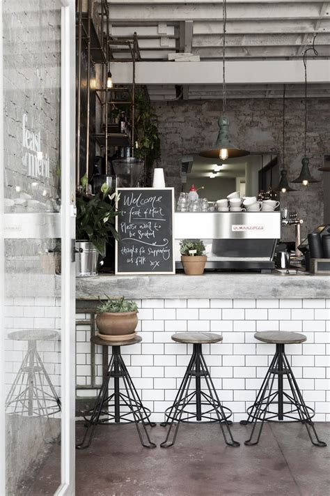Industrial Stil by Industrial Style Coffee Bars Restaurants