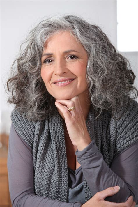 how to wear curly hair over 60 medium hairstyles for women over 50 naturally curly hair