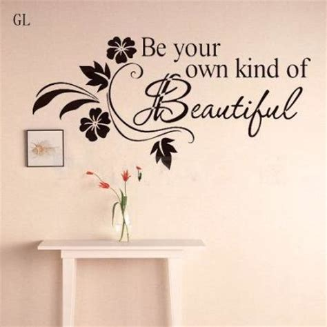 Sticker Writing For Walls writing letters wall quotes home decor wall sticker wall