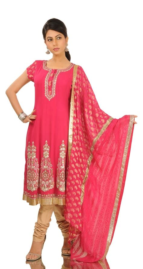 Indian Wardrobe by New Fashion Salwar Kameez Collection Designs In
