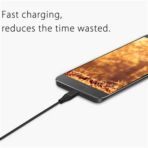 vinsic 1m usb 2 0 to type c data sync charging cable for samsung galaxy note7 htc 10