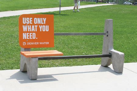 advertising bench clever and creative bench advertisements