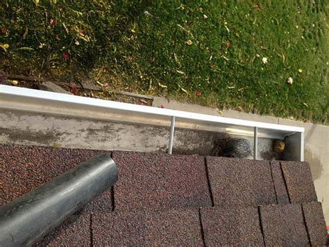 how to repair best way to clean gutters gutter