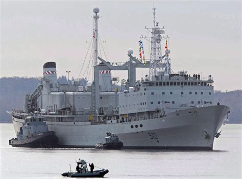 canadian navy struggling   supply ships afloat