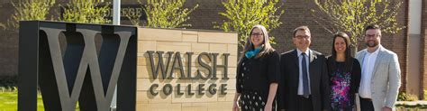 Walsh College Mba Price by Masters Of Science In Marketing Walsh College