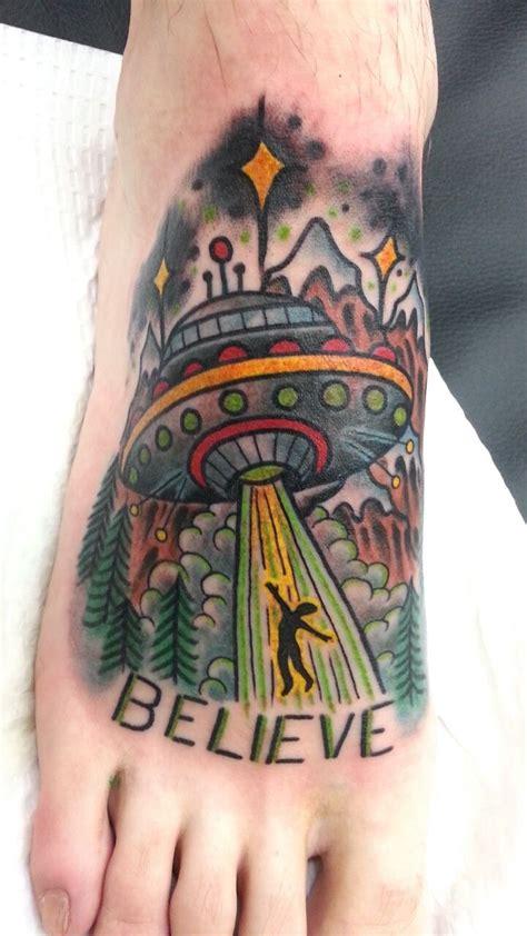 ufo tattoo ufo search