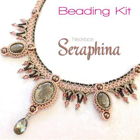 beading kit beading kit necklace seraphina pink trinkets beading