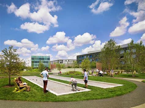 Landscape Architect Philadelphia Philadelphia Navy Yards Corner Field Operations