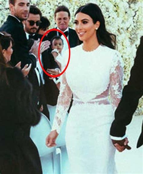 Kim Kardashian, Kanye West's wedding pictures finally