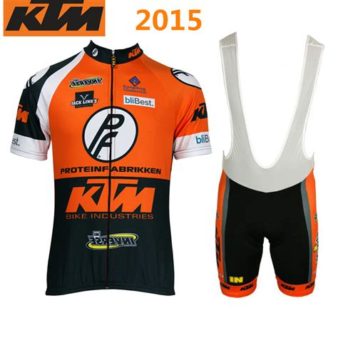 Ktm Clothing Sale Cycling Jersey Ktm 2015 New Arrivals Black White And