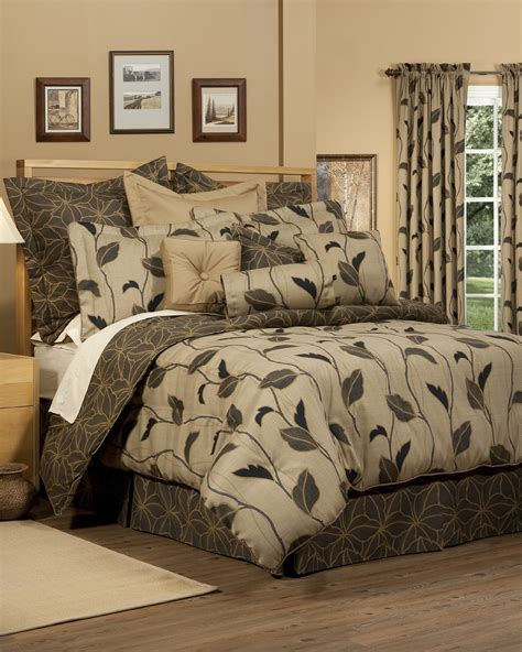 yvette stone comforter set by thomasville