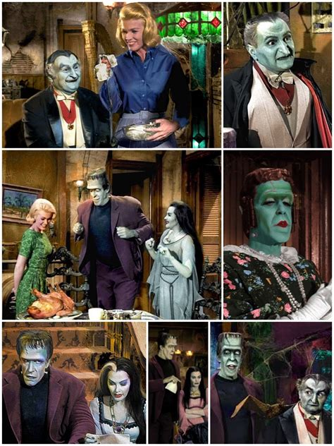 munsters in color the munsters in deadly color spooky in 2018