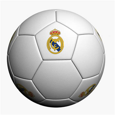 Real Madrid Original 3 real madrid 3d model