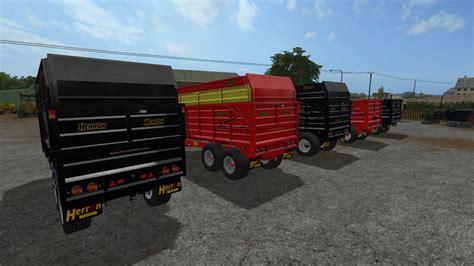 H1 Ls by Herron 16t H1 Silage Ls17 Farming Simulator 2017 Mod