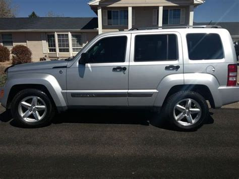 Tires For Jeep Liberty 2008 Buy Used 2008 Jeep Liberty Limited Sport Great Condition
