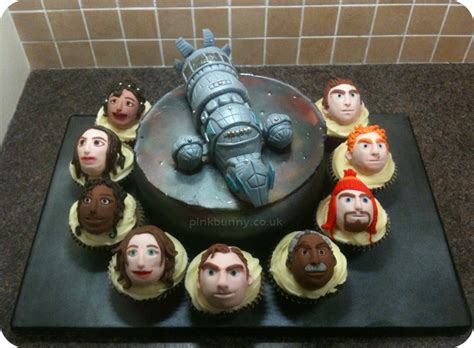 Bribes Cast And Crew With Cupcakes by 11 Awesome Tech Birthday Cakes The Channelpro Network