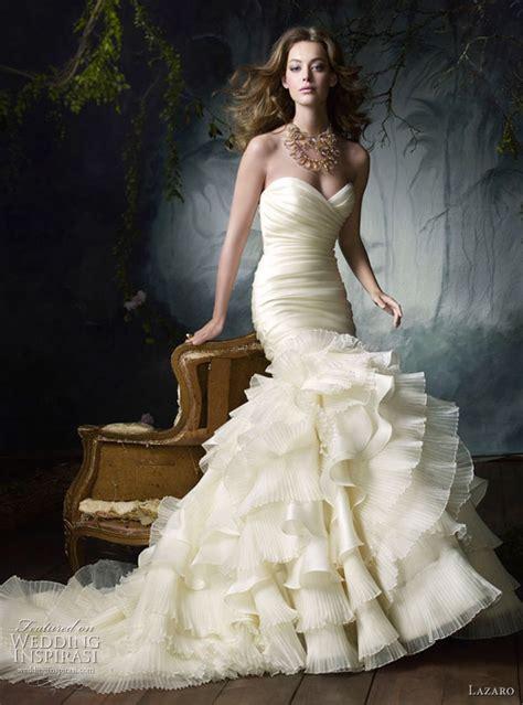 lazaro wedding dresses fall 2010 collection wedding