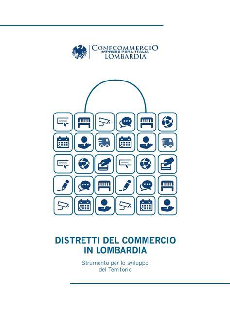 commercio lombardia distretti commercio in lombardia